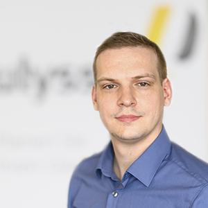 Steib Alexander Projektleitung bei Ulysses ERP Software