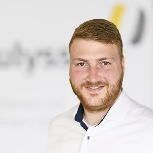 Peter Weiermeier Projektleitung bei Ulysses ERP Software