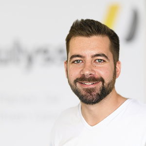 Florian Raudaschl Consultant bei Ulysses ERP Software